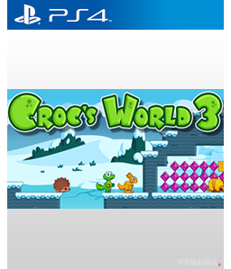 Croc\'s World 3 PS4