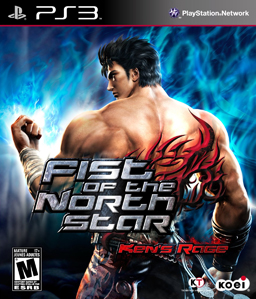 Fist of the North Star: Ken\'s Rage PS3