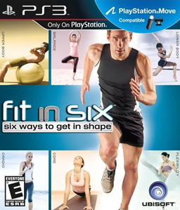 Fit in Six PS3