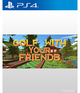 Golf With Your Friends PS4