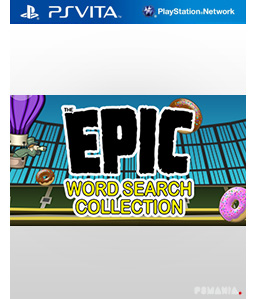 Epic Word Search Collection Vita Vita