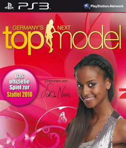 Germany\'s Next Topmodel 2010 PS3