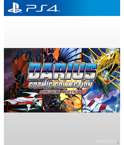 Darius Cozmic Collection (Arcade Edition) PS4