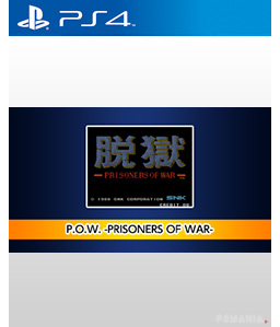 Arcade Archives P.O.W.: Prisoners of War PS4