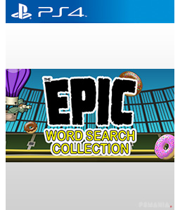 Epic Word Search Collection PS4