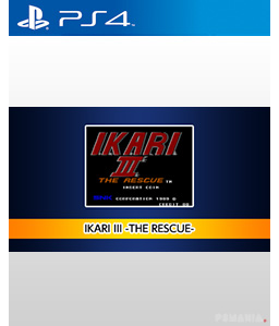 Arcade Archives Ikari III: The Rescue PS4