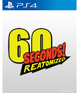 60 Seconds! PS4
