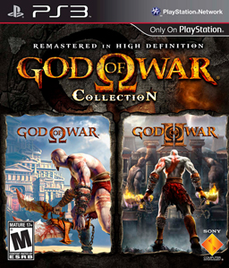 God of War II PS3