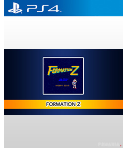 Arcade Archives Formation Z PS4