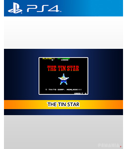 Arcade Archives The Tin Star PS4
