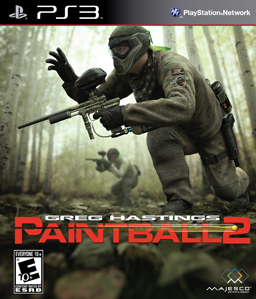 Greg Hastings Paintball 2 PS3