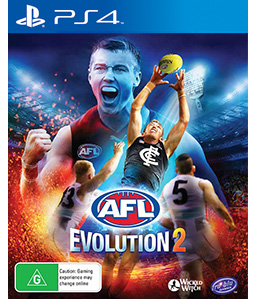 AFL Evolution 2 PS4
