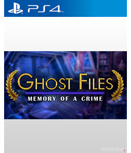Ghost Files: Memory of a Crime PS4