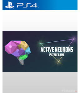 Active Neurons - Puzzle game PS4