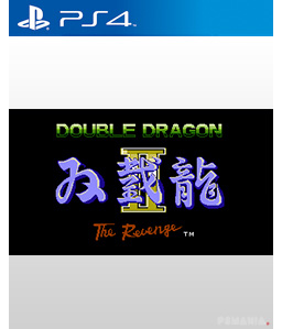 Double Dragon II: The Revenge PS4