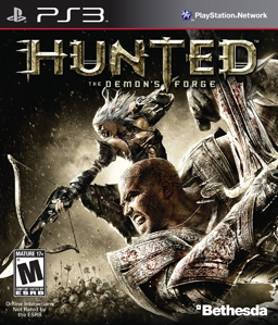 Hunted: The Demon\'s Forge PS3