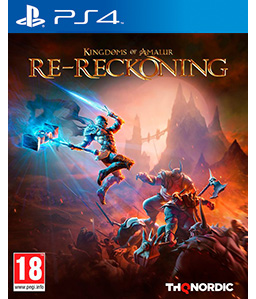 Kingdoms of Amalur: Re-Reckoning PS4