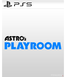 Astro\'s Playroom PS5