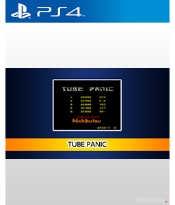 Arcade Archives Tube Panic PS4