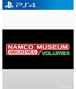 Namco Museum Archives Volume 2 PS4