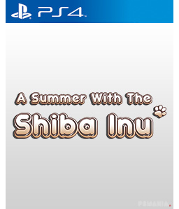 A Summer with the Shiba Inu PS4