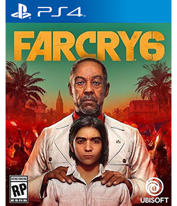 Far Cry 6 Ps4 Trophies Screenshots Trailers And More