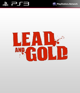 Lead and Gold: Gangs of the Wild West PS3