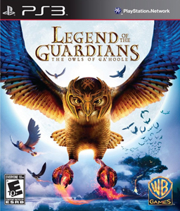 Legend of the Guardians: The Owls of Ga\'hoole PS3