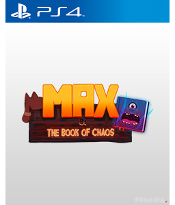 Max and the Book of Chaos PS4