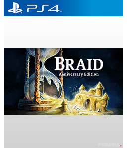 Braid Anniversary Edition PS4