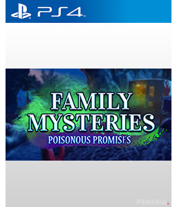 Family Mysteries: Poisonous Promises PS4