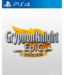 Gryphon Knight Epic: Definitive Edition PS4