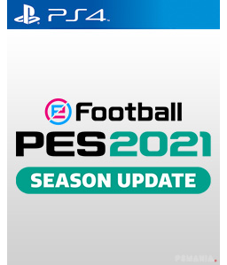 eFootball Pro Evolution Soccer 2021 Season Update PS4