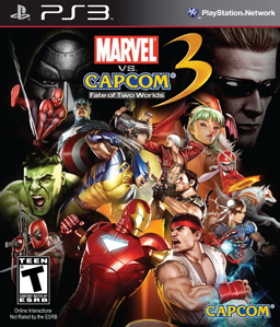Marvel vs. Capcom 3 PS3