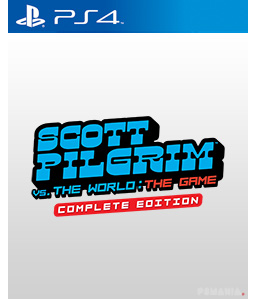Scott Pilgrim vs. The World: The Game - Complete Edition PS4