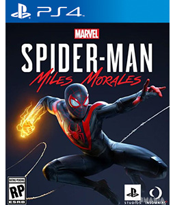 Marvel\'s Spider-Man: Miles Morales PS4