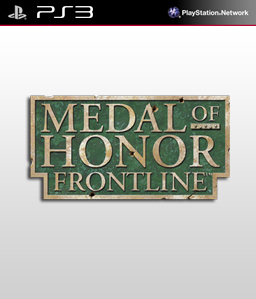 Medal of Honor: Frontline PS3