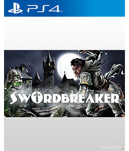 Swordbreaker The Game PS4