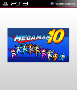 Mega Man 10 PS3