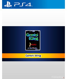 Arcade Archives Gemini Wing PS4
