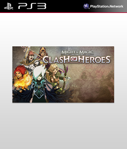 Might & Magic: Clash of Heroes PS3