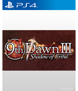 9th Dawn III PS4