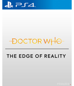 Doctor Who: The Edge of Reality PS4