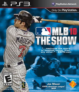 MLB 10: The Show PS3