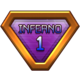 Training Wings - Inferno