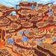 Complete the Lava Lands