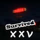Survive 25 days!