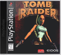 Tomb Raider for PlayStation