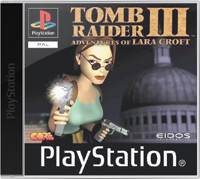 Tomb Raider III for PlayStation