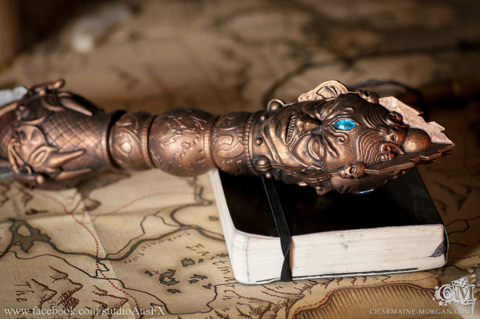 The amazing Uncharted 2 replica Phurba dagger